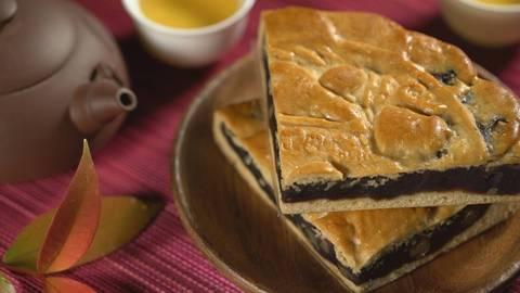 精緻的傳統糕餅