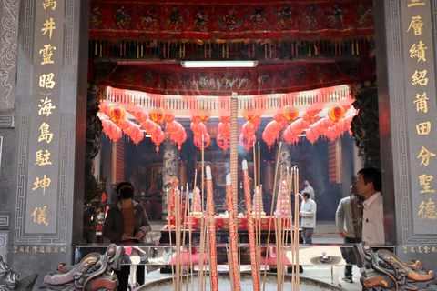 福安宮天公爐