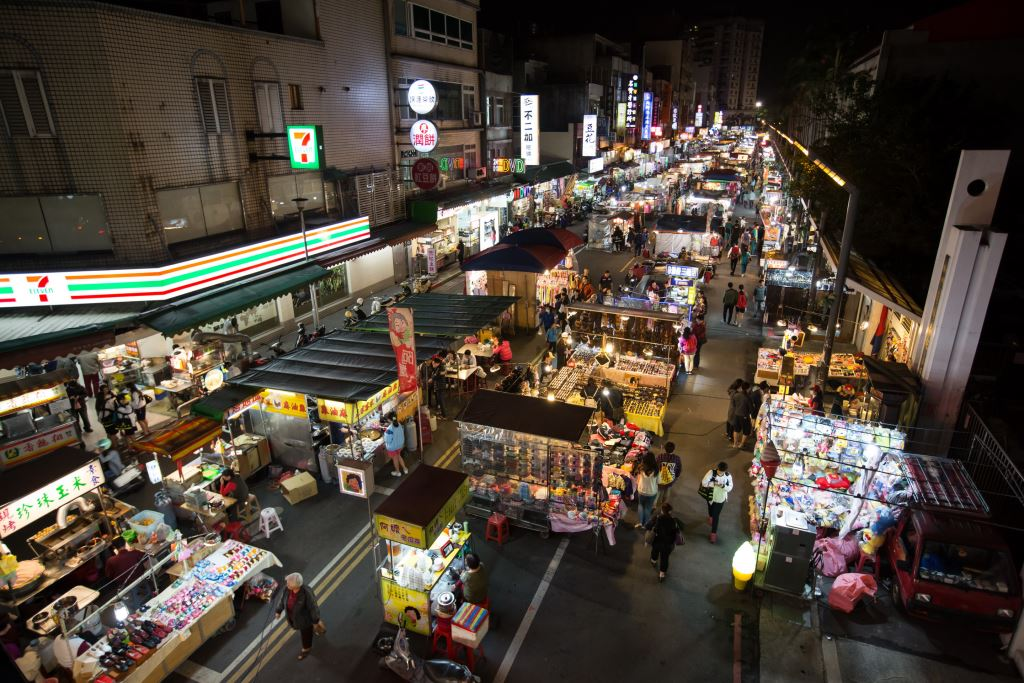 Zhongli District-night-market