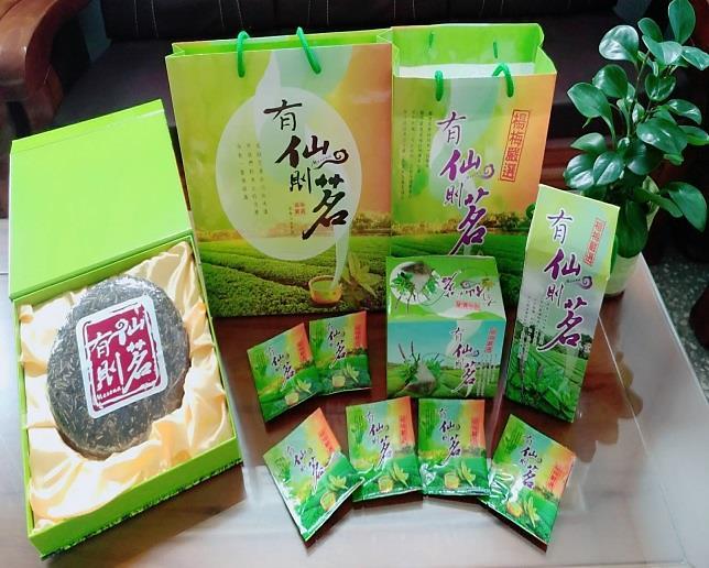 仙草系列產品