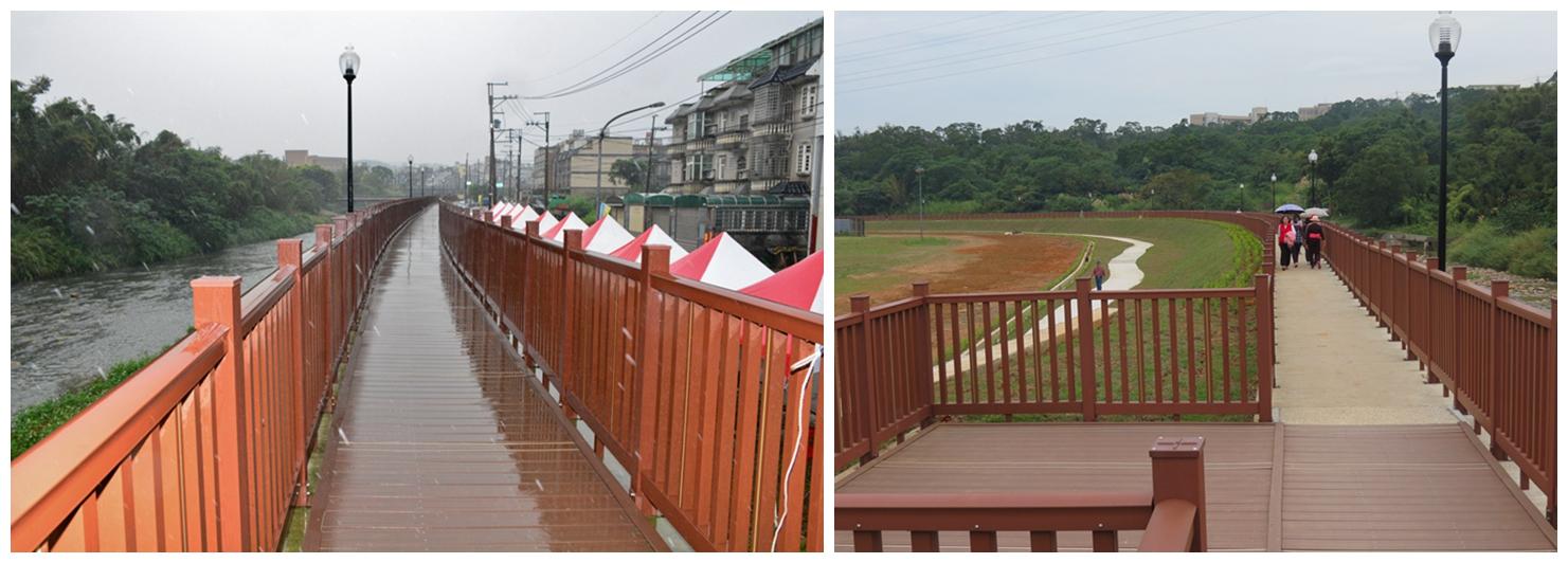 社子溪水岸步道