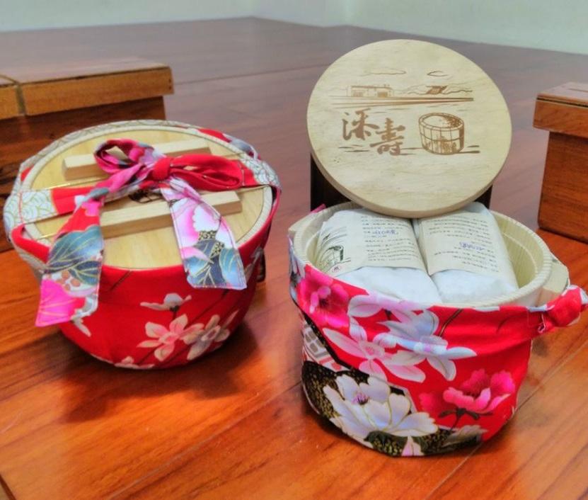 大溪區品牌米-添壽米之照片