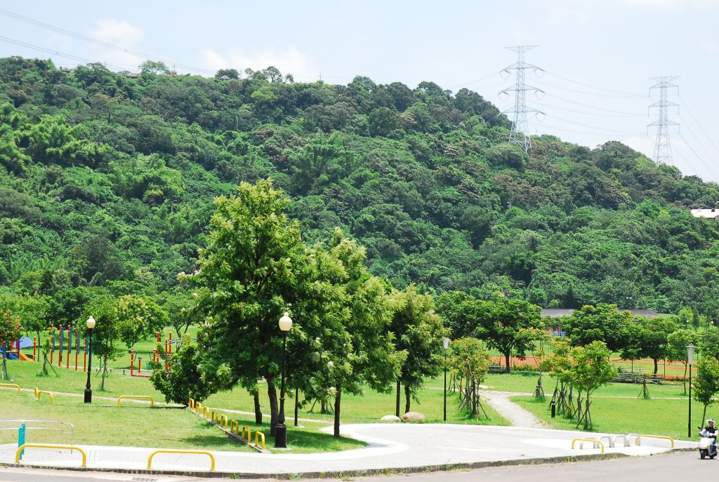 Daxi District park