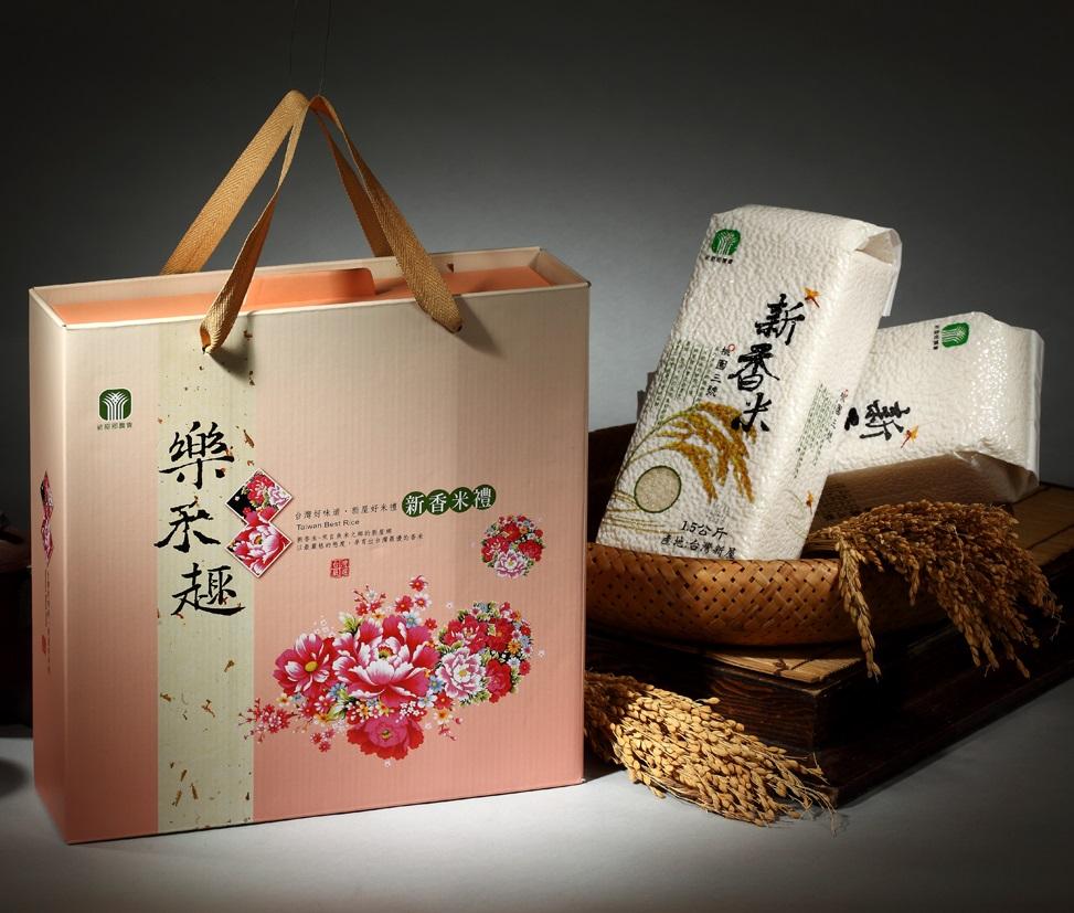 新屋區品牌米-新香米之照片