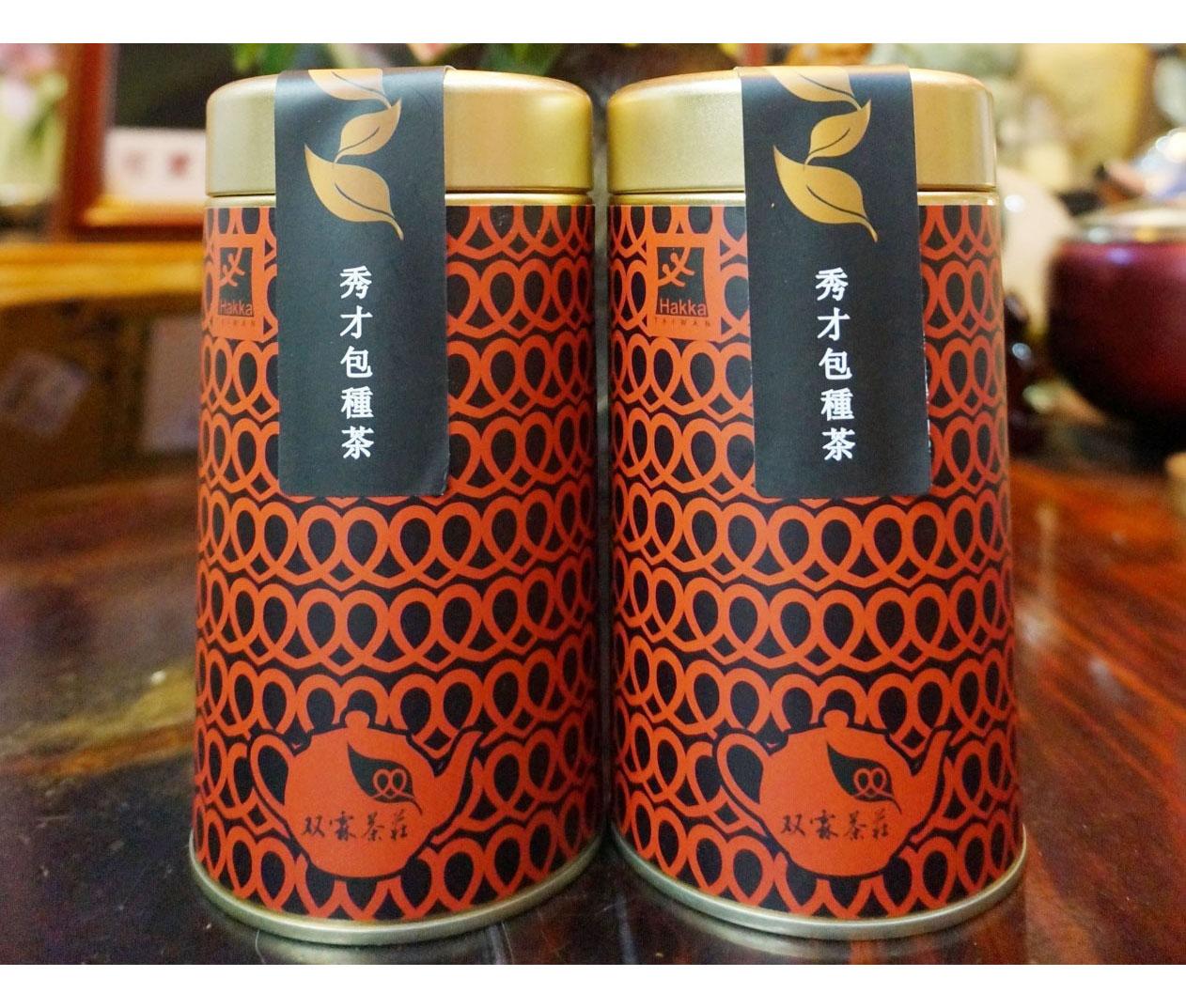 楊梅區品牌茶-秀才包種茶之照片
