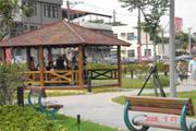 平鎮區公園-山仔頂社區公園圖片(共三張)