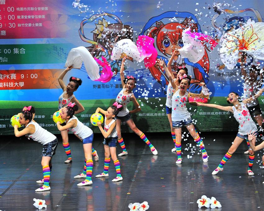 Hakka Tung Blossom Festival