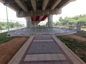 平鎮區公園-新光66橋下休憩廣場