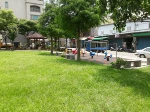 平鎮區公園-貿易公園