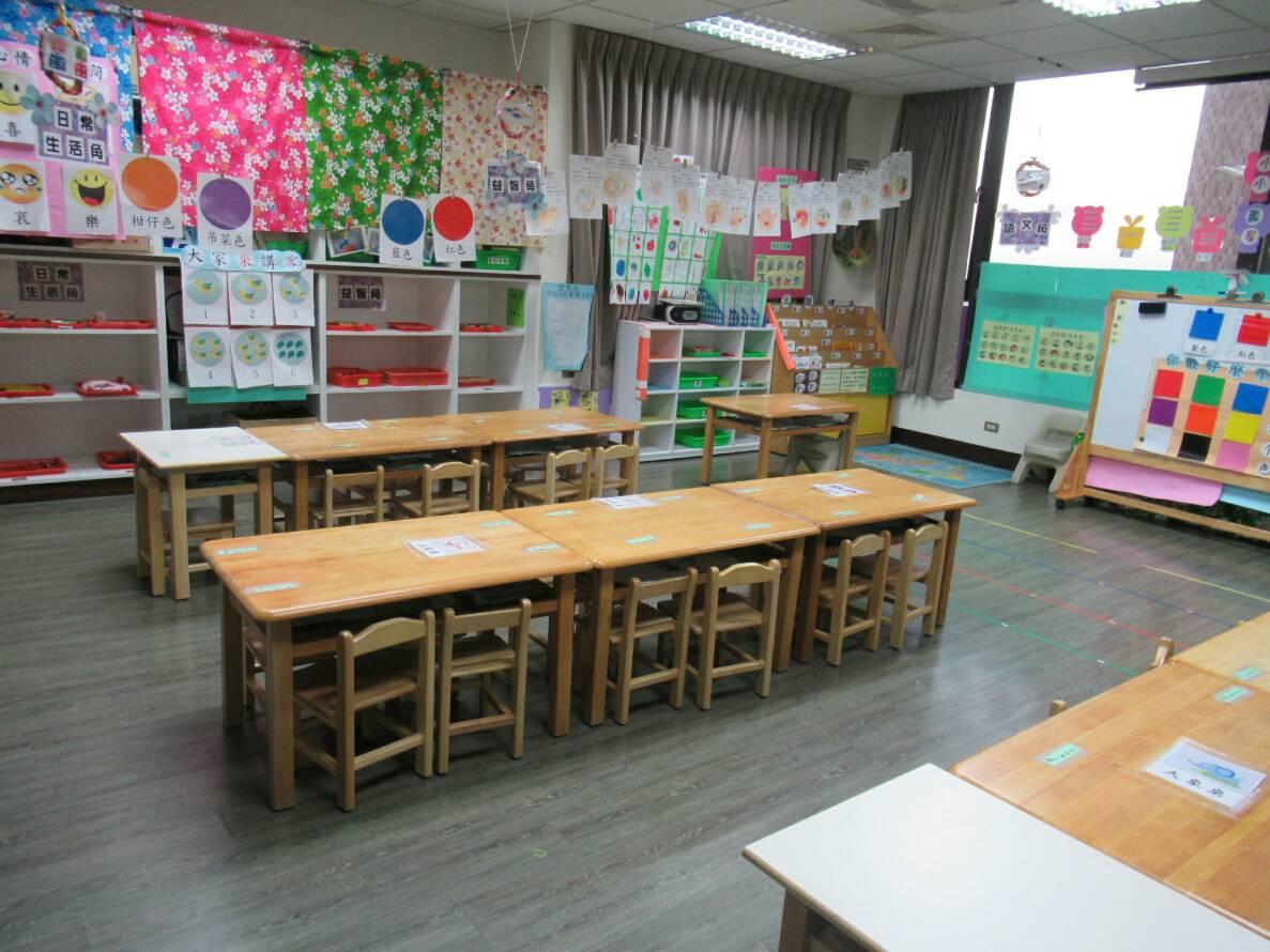 充滿主題氛圍的情境教室