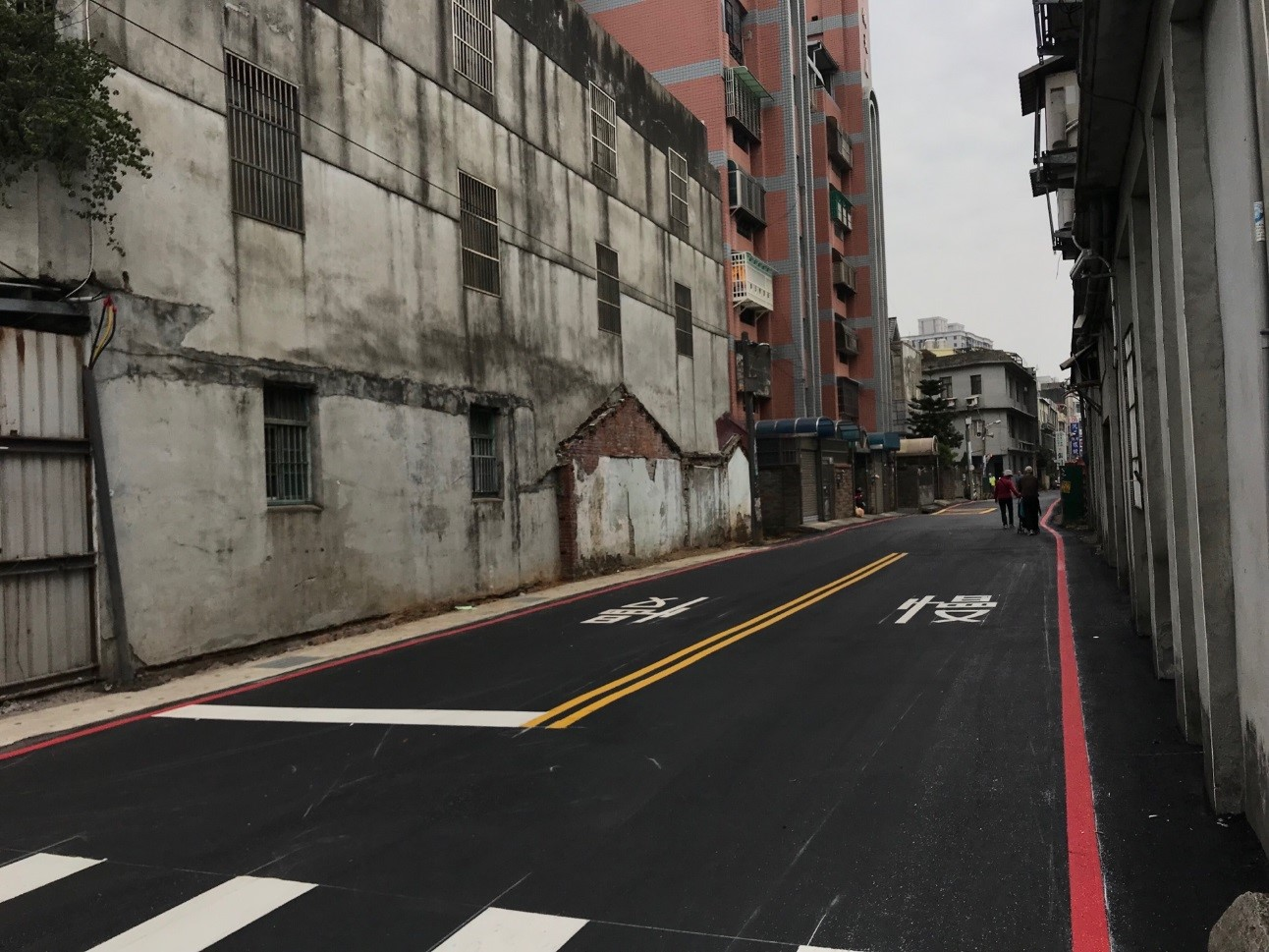 文化路道路拓寬工程