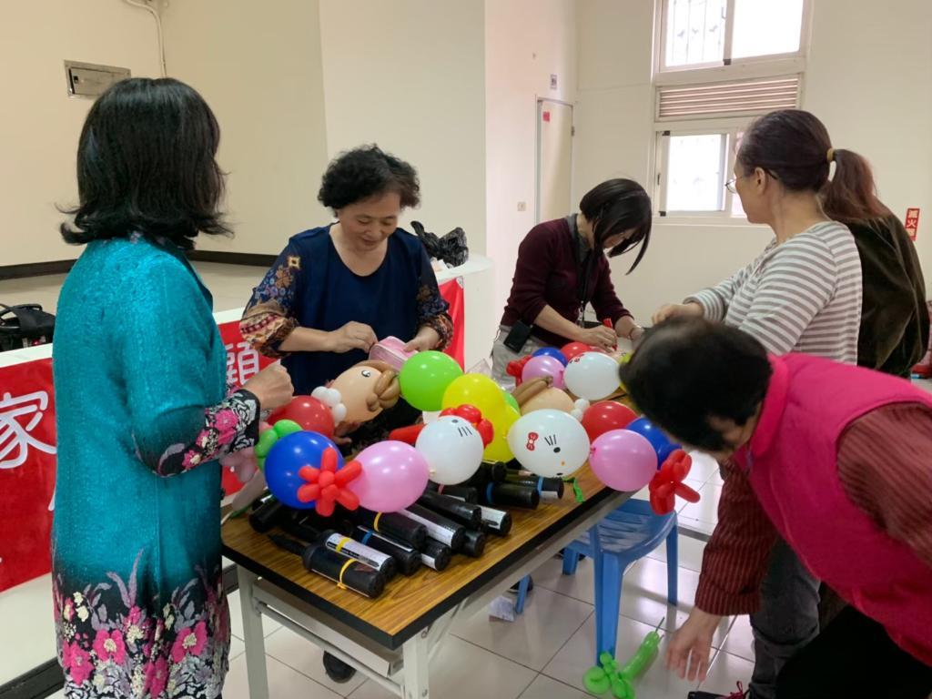 多元活動造型氣球DIY