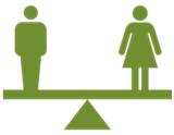 男女權利平等圖