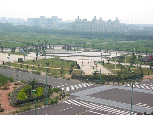 公園景觀綠化