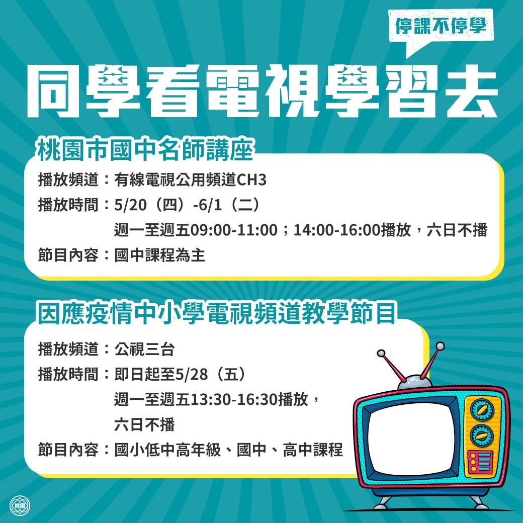 看電視學習去