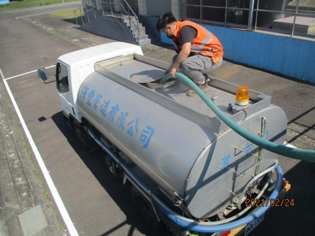 大溪水資源回收中心-取用地點照片