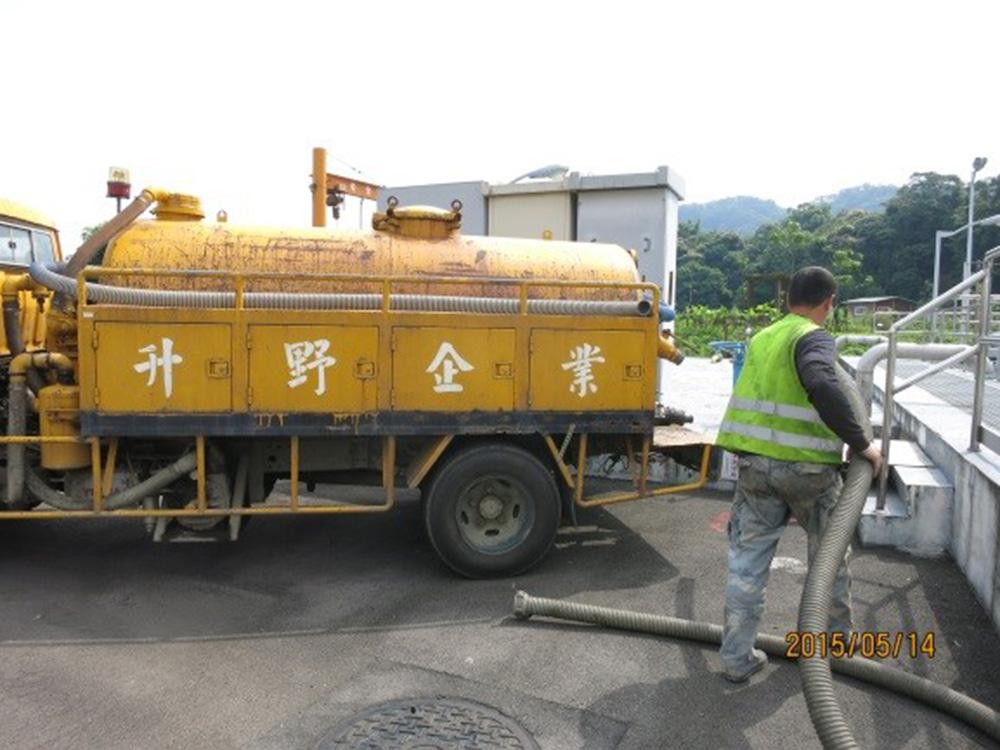 大溪水資源中心設有民眾免費取水站,提供給民眾澆灌用