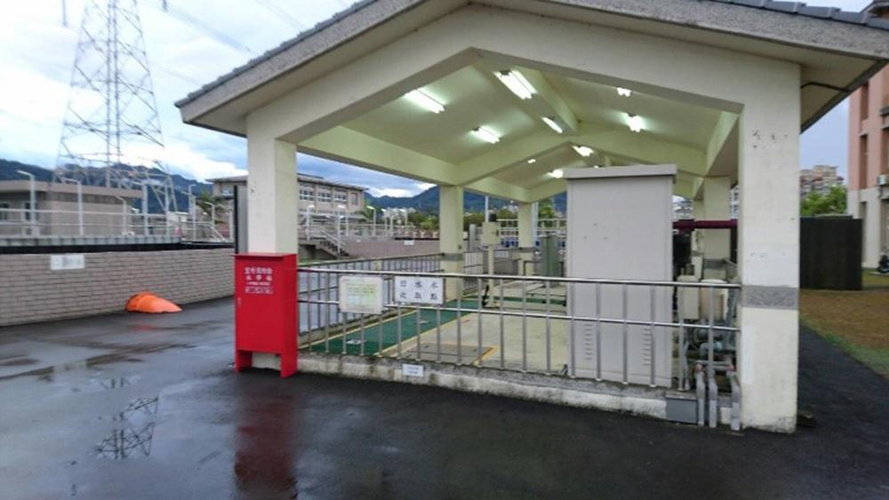 石門水資源回收中心-取用地點照片