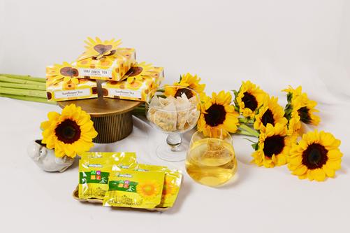 向陽農場-向日葵茶包盒