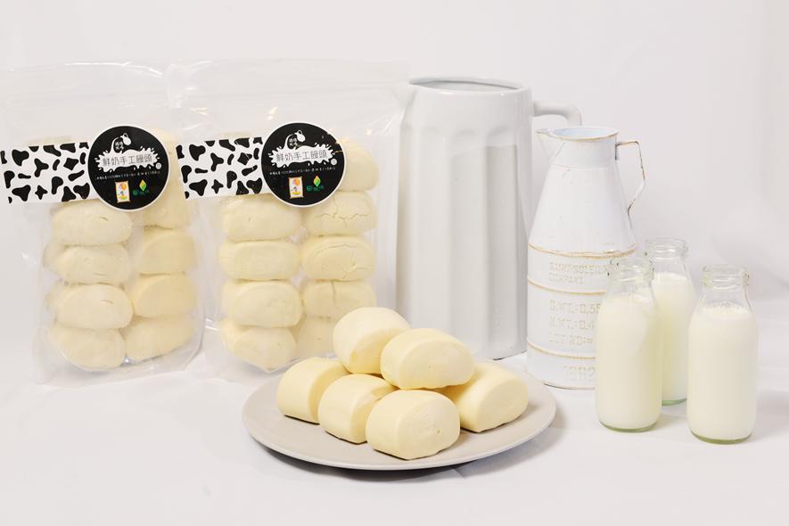 耀輝牧場-鮮奶手工饅頭