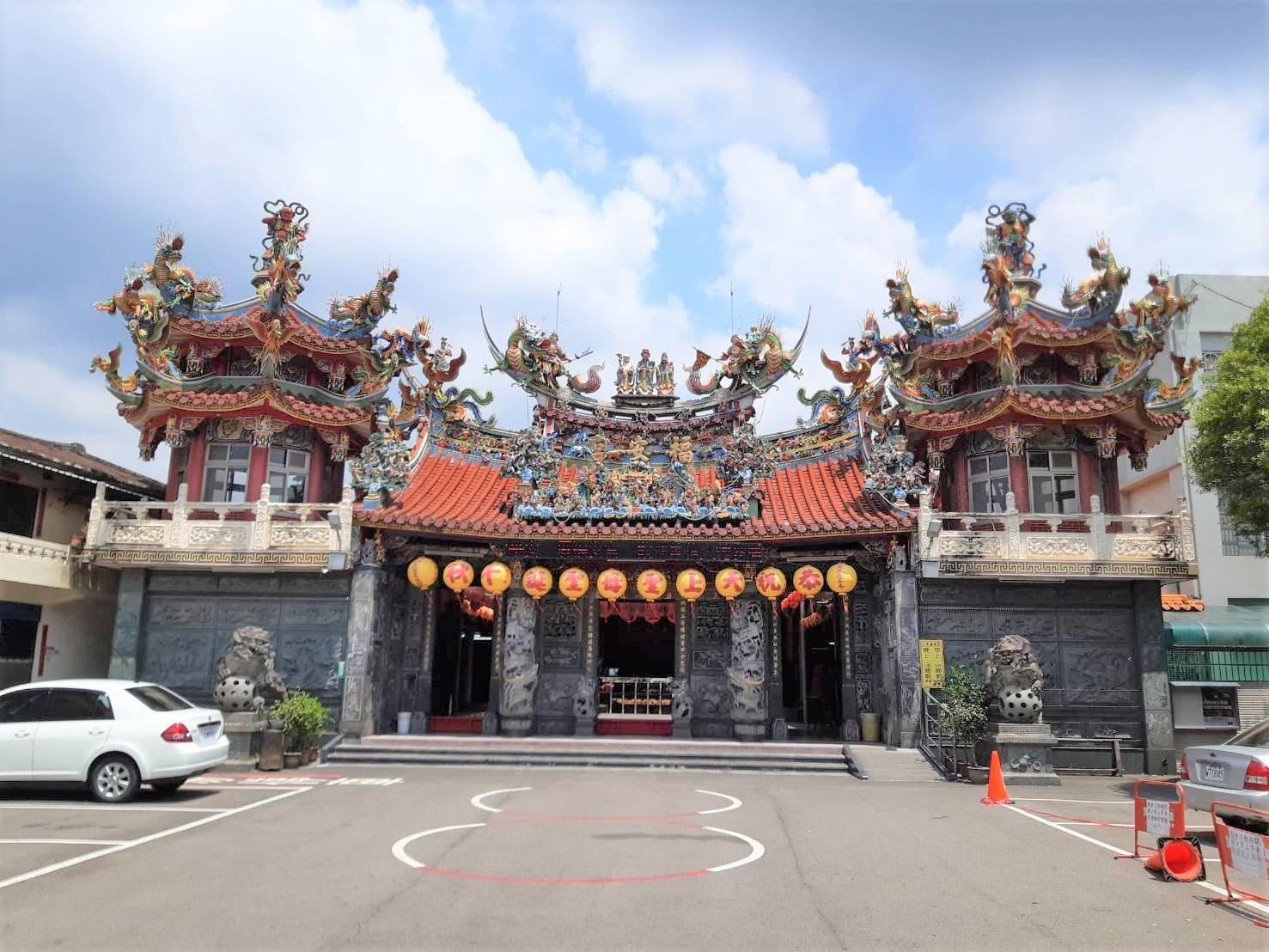 Sanceng Fuan Temple