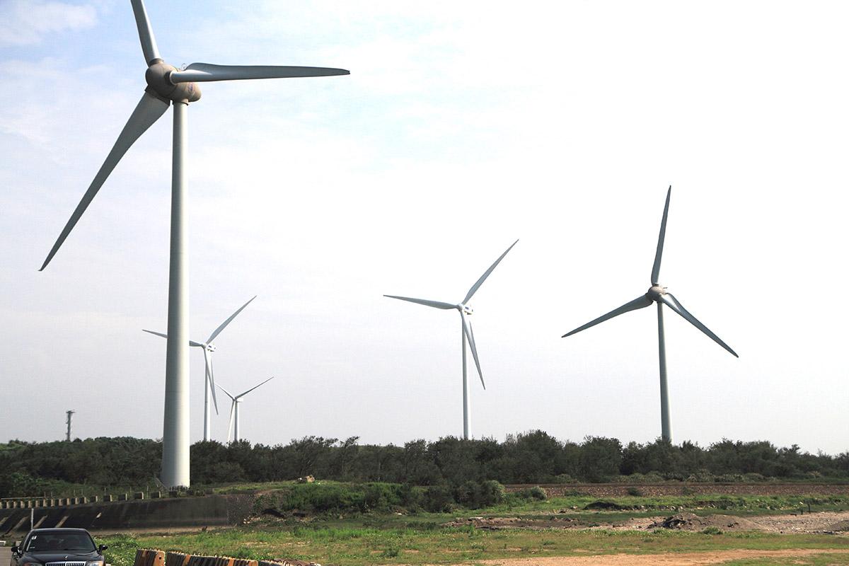 大潭風力發電站
