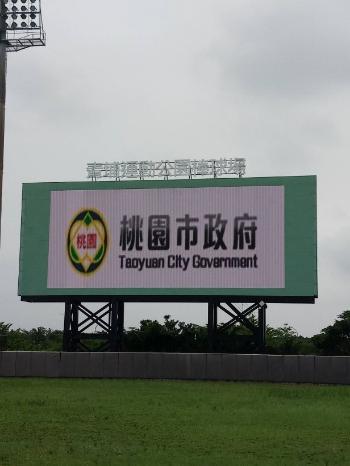 青埔運動公園棒球場現場實景5
