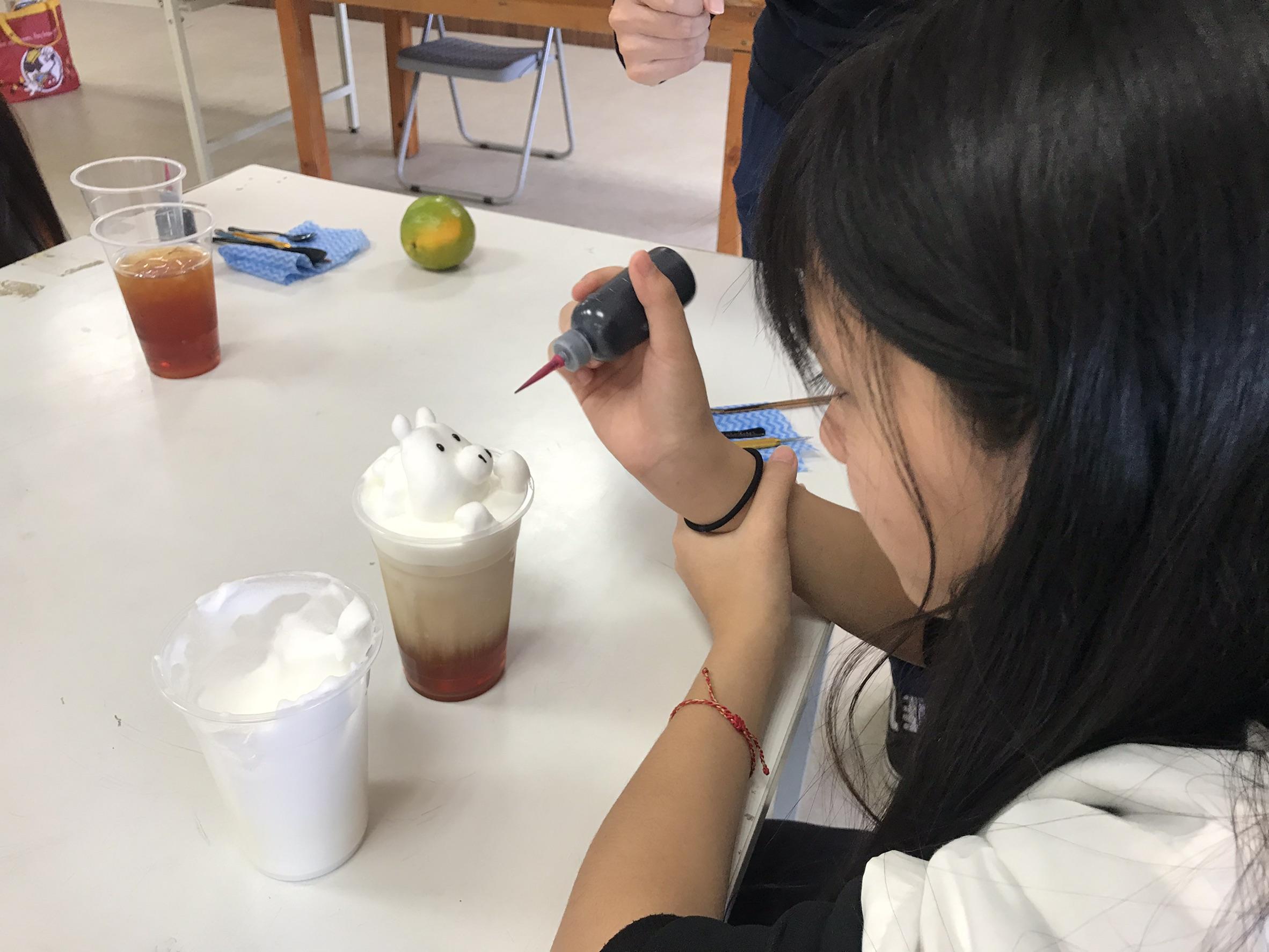 咖啡拉花培訓課程