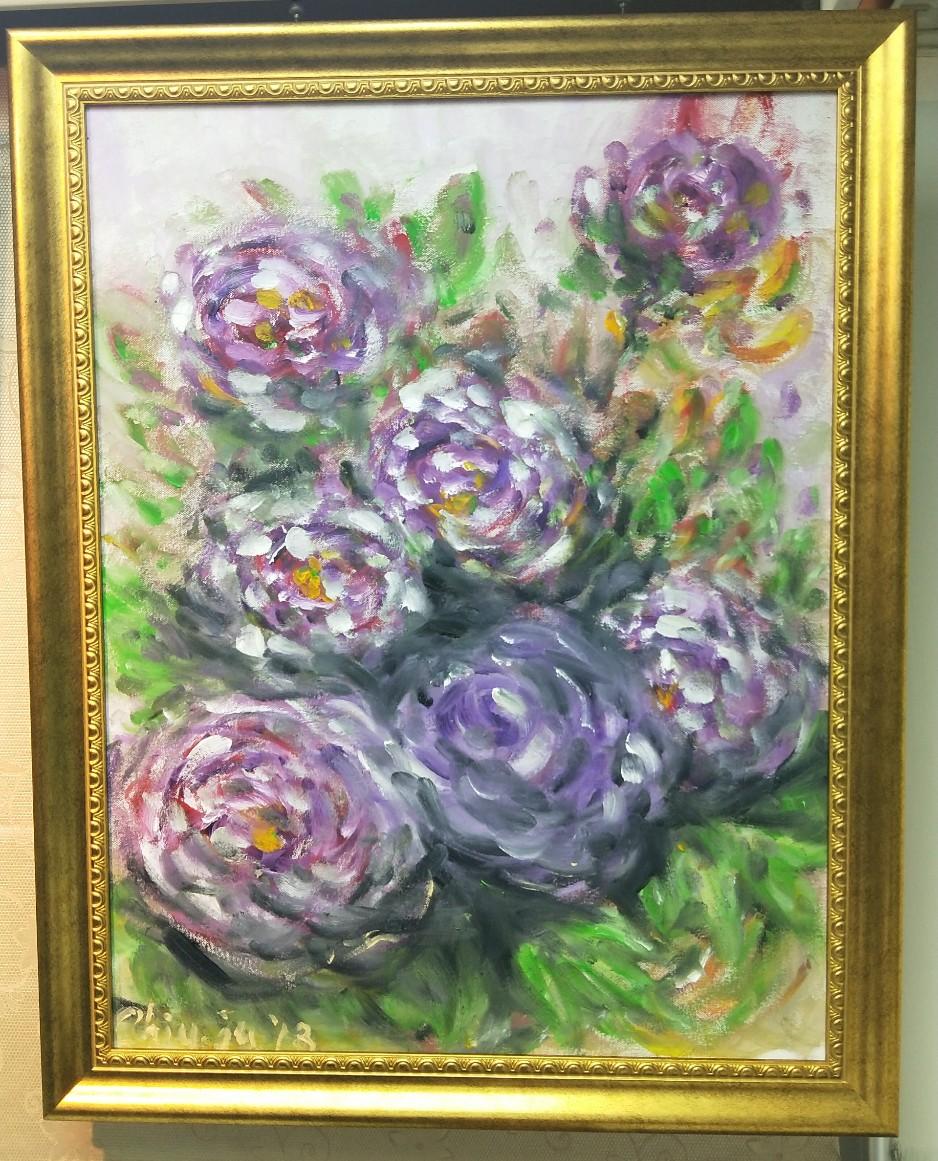花王之王(紫牡丹)