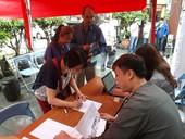 民眾參與投票