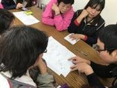 工作坊討論並構思規劃草圖
