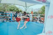 桃園國際泰拳大賽-古泰拳戰舞表演