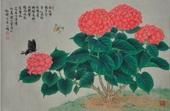 徐仁崇-紅繡球