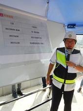 桃19號道路(大竹路段)道路拓寬工程-市長視察(1060905)