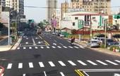 中壢區中山東路三段230巷至龍文街道路拓寬工程-完工圖