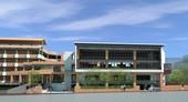 瑞塘國民小學活動中心新建工程及周邊環境改造工程-模擬圖