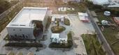 桃園農業博覽會-綠色方舟展覽館新建統包工程-完工成果照【另開新視窗】
