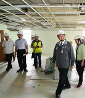 桃園市楊梅區永揚綜合社會福利中心新建工程-市長視察(1070622)【另開新視窗】