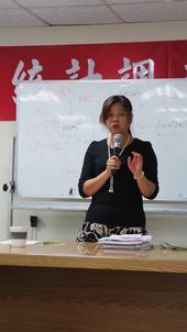 本科吳雅芳小姐經驗分享