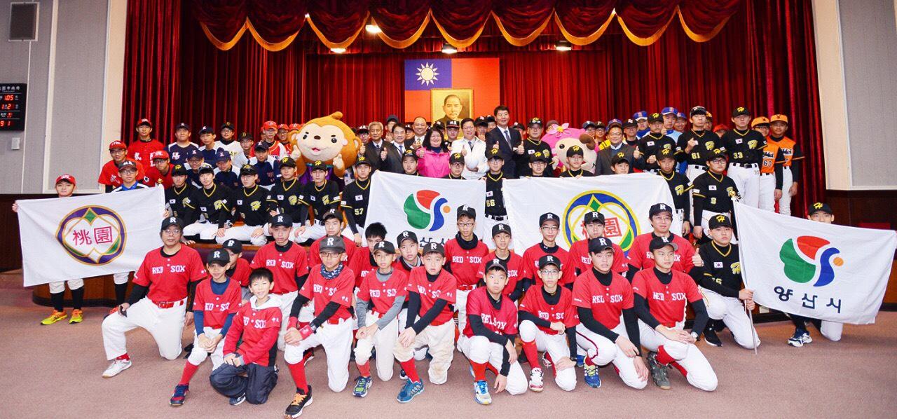 Friendly baseball tournament, for civic...