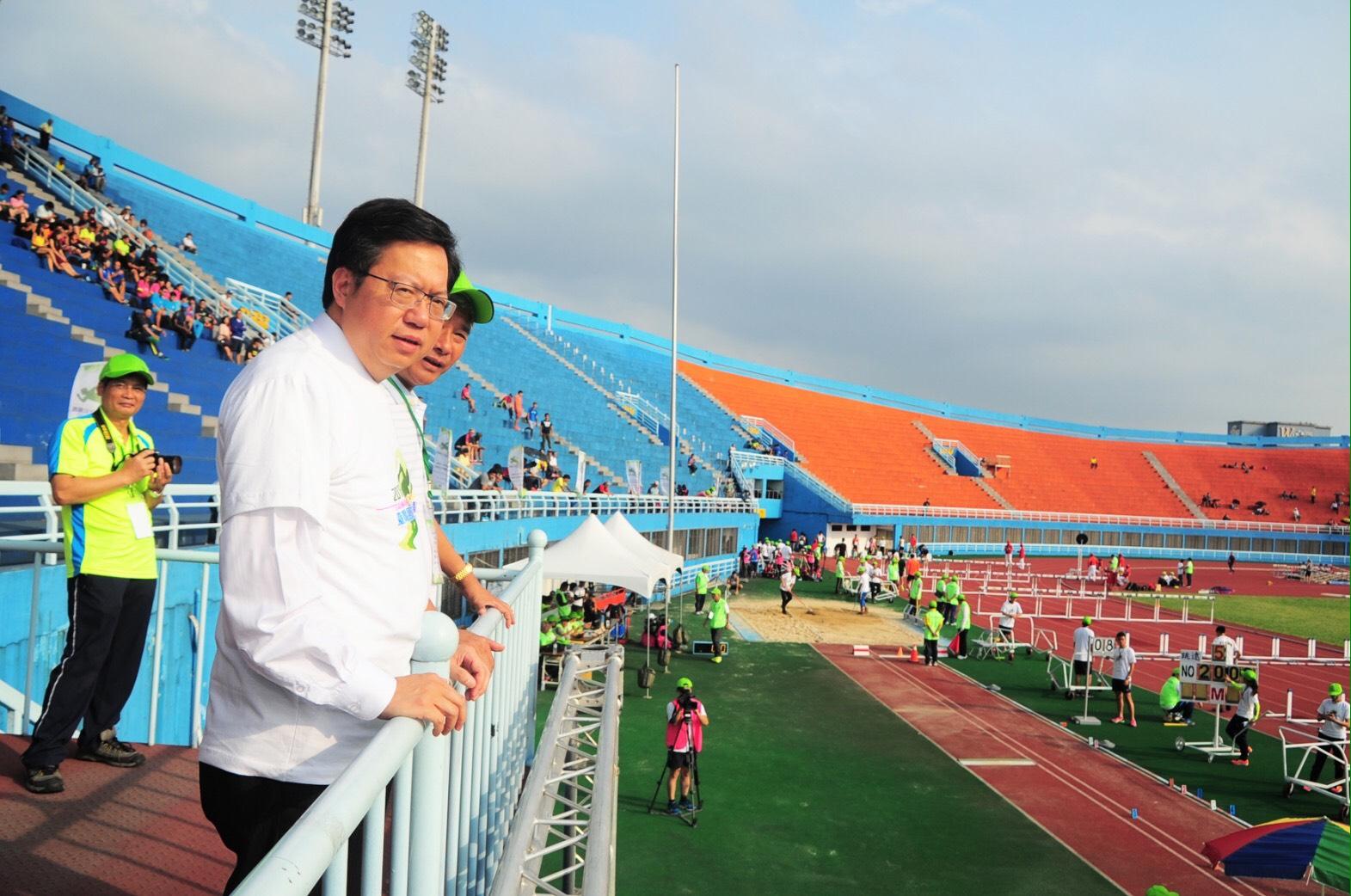 2016 Taiwan Athletics Open - Mayor Chen...