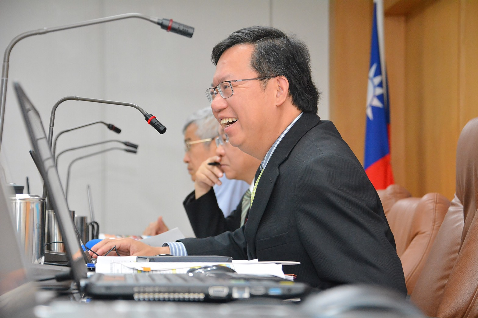 Mayor Cheng: Actively help high quality...