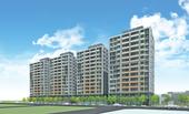 蘆竹二號社會住宅-透視模擬圖