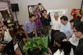 市長參觀攤位-野菜生活