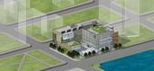 圖:蘆竹四里聯合集會所、公托中心、日照中心、圖書館分館興建工程模擬圖【另開新視窗】