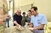 妙鄧代表參訪大賀良質米農場【另開新視窗】
