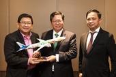 鄭市長致贈天使城市長與黎牙實比市市長飛機模型【另開新視窗】