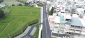 圖:華安街道路改善暨環境優化工程  完工示意圖 【另開新視窗】