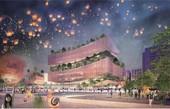 圖:桃園市立圖書館新總館模擬圖【另開新視窗】