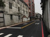 圖:文化路130巷完工照片【另開新視窗】